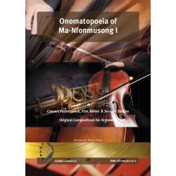 Onomatopoeia of Ma-Nfonmusong I