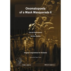 Onomatopoeia of a Mask Masquerade II