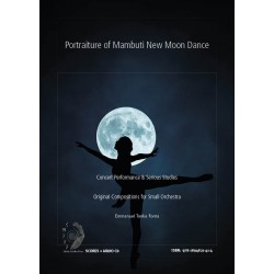 Portraiture of Mambuti New Moon Dance